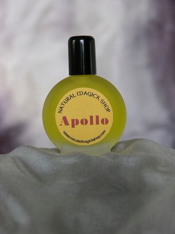 Apollo oil - Natural Magick Shop