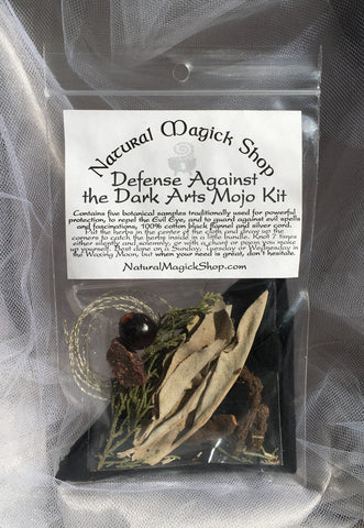 defense against the dark arts mojo kit