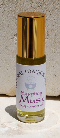 Musk, Egyptian Musk - Natural Magick Shop