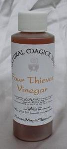 Four Thieves Vinegar - Natural Magick Shop