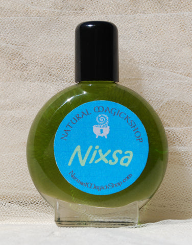 Nixsa oil - Natural Magick Shop