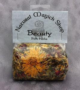 Beauty Bath Herbs - Natural Magick Shop
