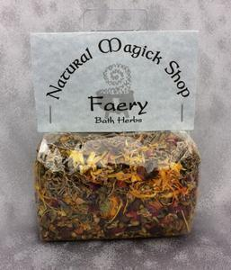 Faery Bath Herbs - Natural Magick Shop