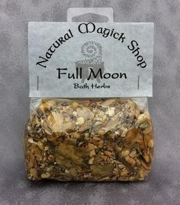 Full Moon Bath herbs