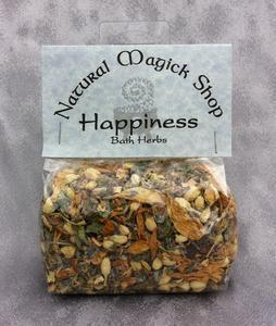 Happiness Bath Herbs - Natural Magick Shop