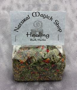 Healing Bath Herbs - Natural Magick Shop