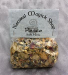 Peace Bath Herbs - Natural Magick Shop