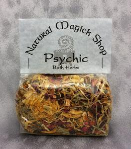Psychic Bath Herbs - Natural Magick Shop