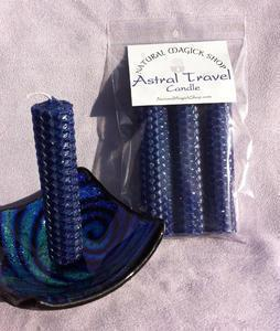 Astral Travel Candles - Natural Magick Shop