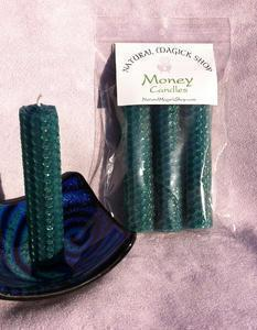 Money Candles - Natural Magick Shop