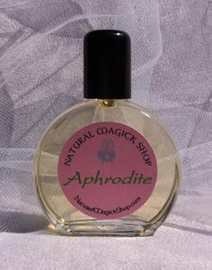 Aphrodite oil - Natural Magick Shop