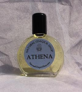 Athene oil - Natural Magick Shop