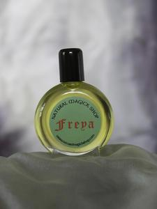 Freya oil - Natural Magick Shop