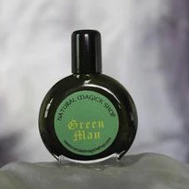 Green Man oil - Natural Magick Shop