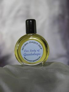 Guadalupe oil - Natural Magick Shop
