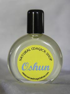 Oshun oil - Natural Magick Shop