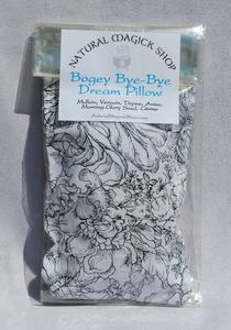 Bogey Bye-Bye Pillow - Natural Magick Shop