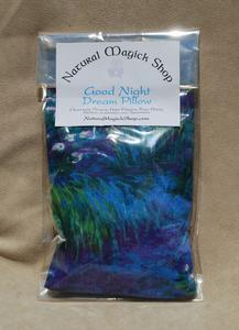 Good Night Dream Pillow - Natural Magick Shop