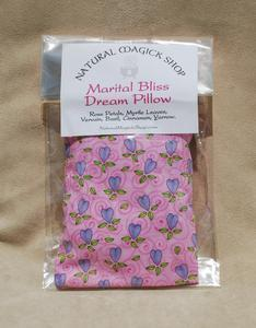 Marital Bliss Pillow - Natural Magick Shop