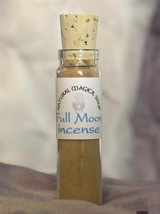 Full Moon incense - Natural Magick Shop
