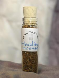 Healing incense - Natural Magick Shop