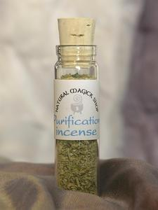 Purification incense - Natural Magick Shop