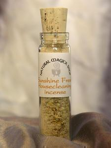 Sunshine Fresh Housecleaning incense - Natural Magick Shop