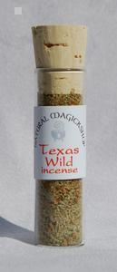 Texas Wild incense - Natural Magick Shop