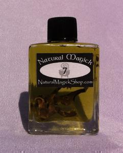 7 oil - Natural Magick Shop