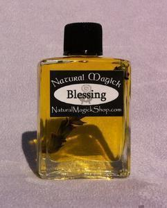 Blessing oil - Natural Magick Shop