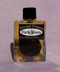 Dark Moon oil - Natural Magick Shop