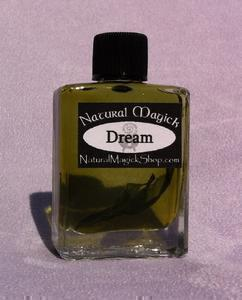 Dream oil - Natural Magick Shop