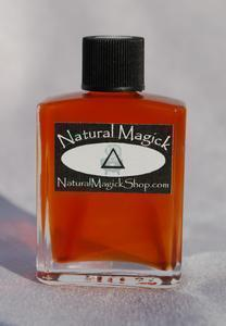 Fire oil - Natural Magick Shop