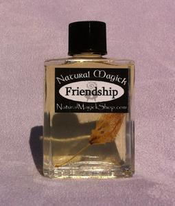 Friendship oil - Natural Magick Shop