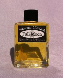 Full Moon oil - Natural Magick Shop