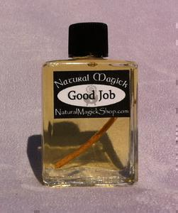 Good Job oil - Natural Magick Shop