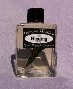 Healing oil - Natural Magick Shop