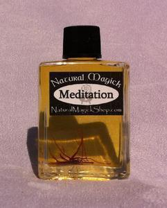Meditation oil - Natural Magick Shop