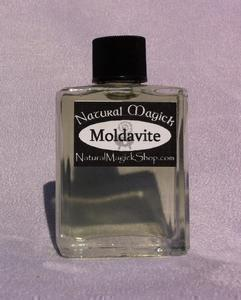 Moldavite oil - Natural Magick Shop