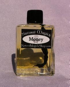Money oil - Natural Magick Shop