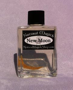 New Moon oil - Natural Magick Shop