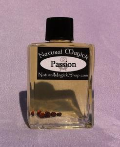 Passion oil - Natural Magick Shop