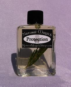 Protection oil - Natural Magick Shop
