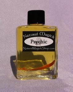 Psychic oil - Natural Magick Shop