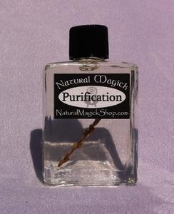Purification oil