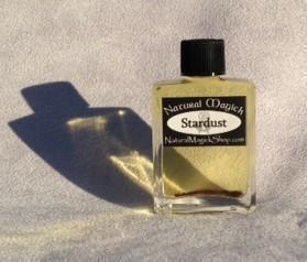 Stardust oil - Natural Magick Shop