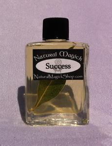 Success oil - Natural Magick Shop