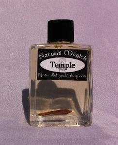 Temple oil - Natural Magick Shop