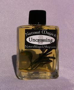 Uncrossing oil - Natural Magick Shop