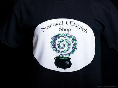 Natural Magick Shop Tshirts - Natural Magick Shop